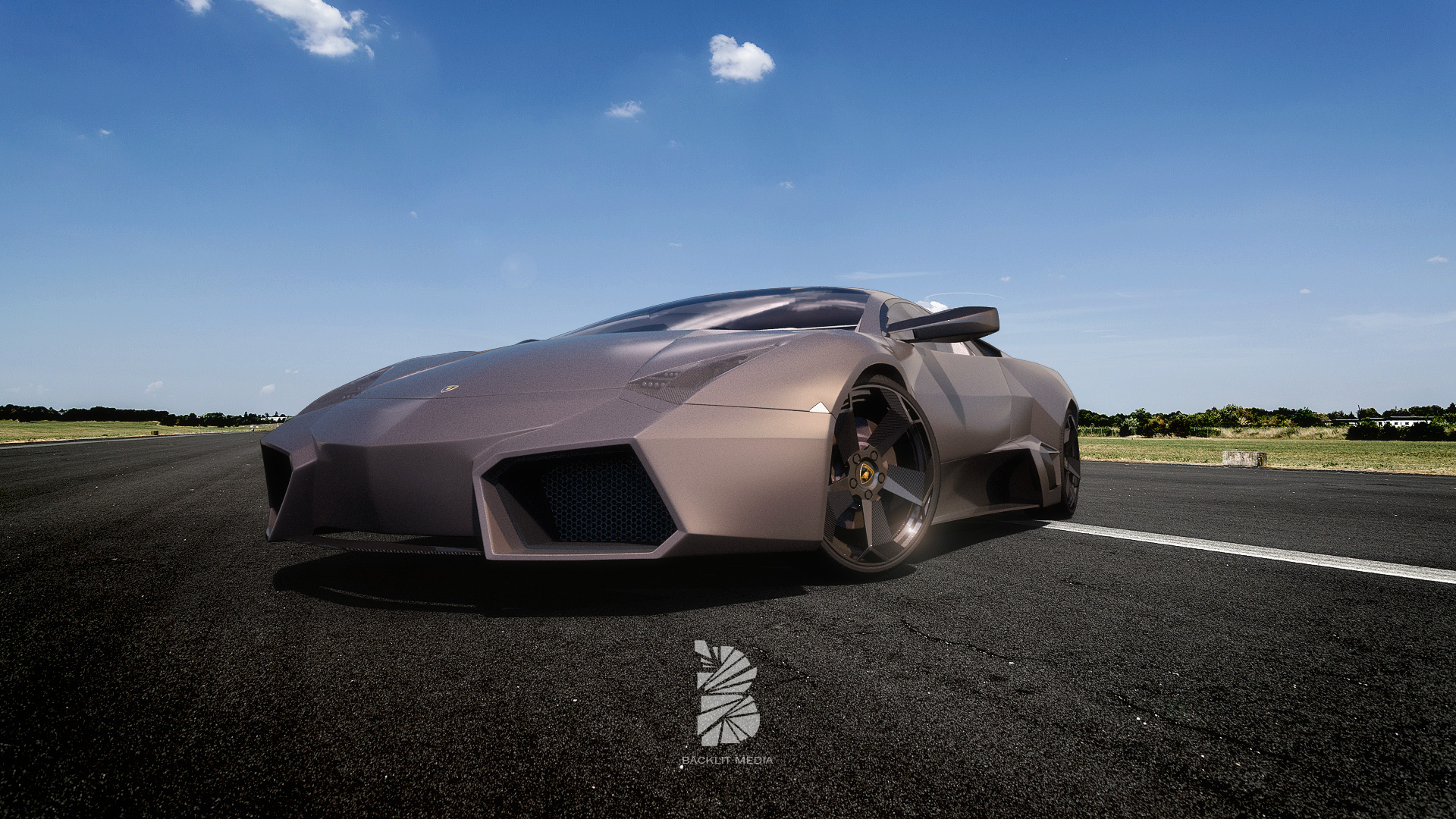 image of Lamborghini Reventon car
